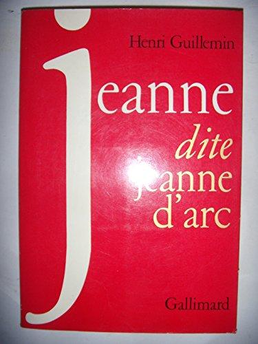 9782070270590: Jeanne, dite