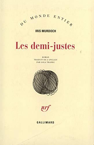 9782070272334: Les Demi-Justes