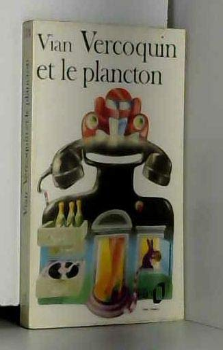 9782070274154: Vercoquin et le plancton