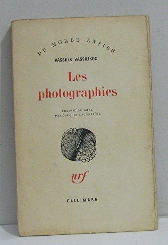 9782070274178: Les Photographies