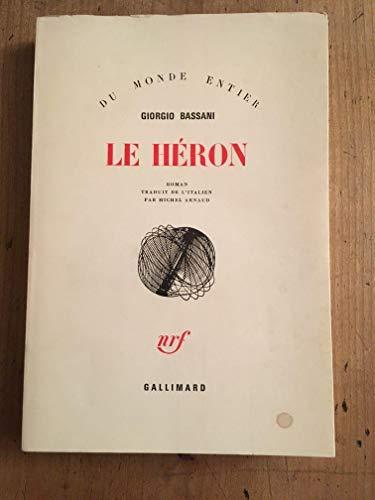 9782070278183: Le Héron
