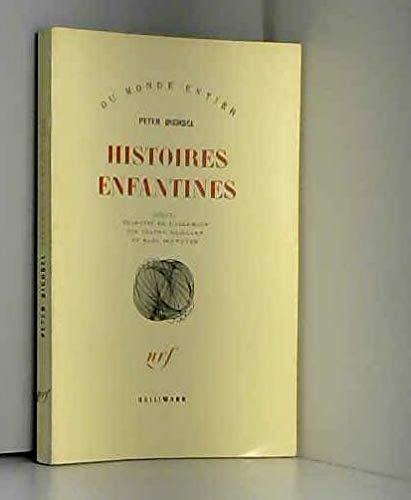 9782070279371: Histoires enfantines