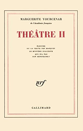 9782070280483: Théâtre (Tome 2) (Blanche)