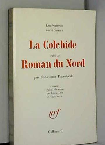 9782070284207: La Colchide, roman du nord