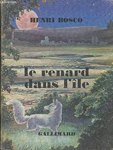 Le Renard Dans L'ile ( The Fox in the Island ) (2070285073) by Henri Bosco