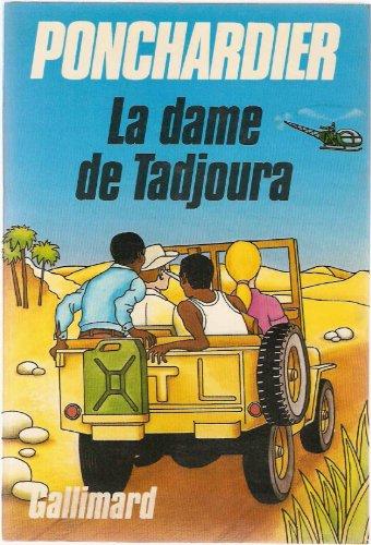 9782070285334: La Dame de Tadjoura