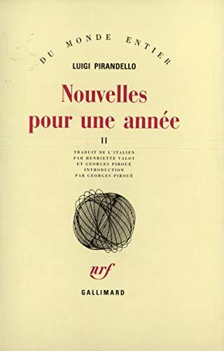 Nouvelles pour une annee t2 (French Edition)