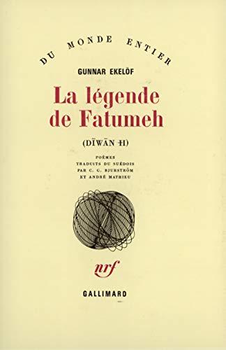 9782070285808: La Légende de Fatumeh