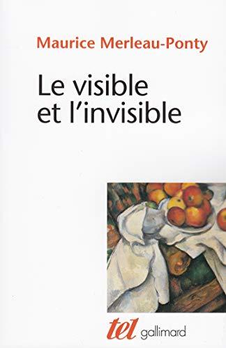 9782070286256: Le Visible et l'Invisible / Notes de travail (Tel)