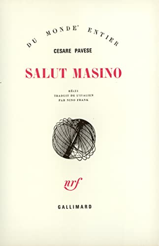 9782070287895: Salut Masino !