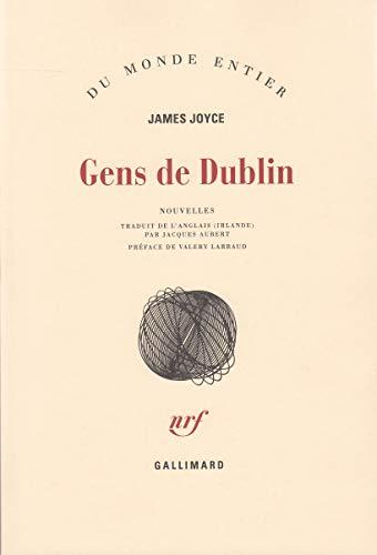 9782070288151: Gens de Dublin