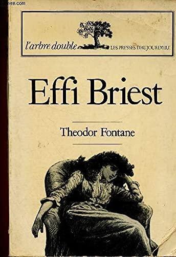 9782070293490: Effi Briest