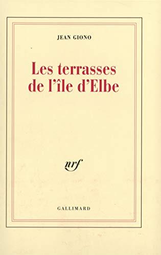 9782070293957: Les Terrasses de l'île d'Elbe
