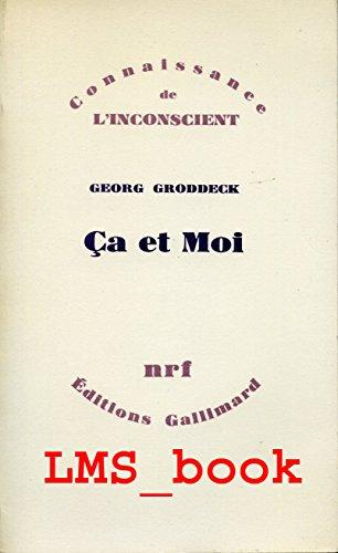 9782070295388: Ça et moi : Lettres à Freud, Ferenczi et quelques autres