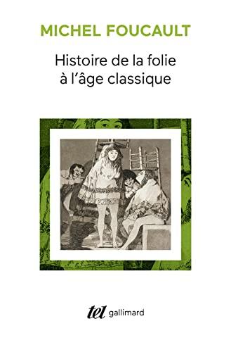 9782070295821: Histoire De La Folie a L'age Classique (French Edition)