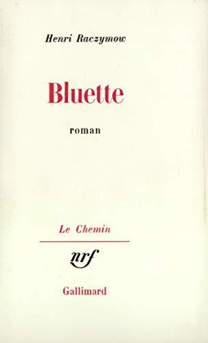 9782070296286: Bluette