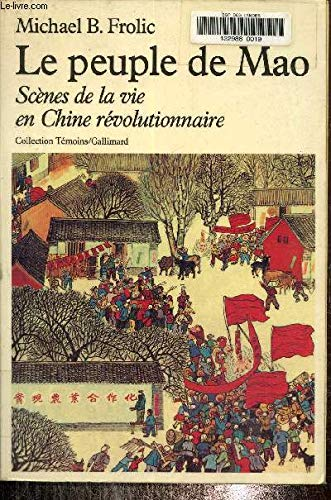 9782070296521: Le peuple de Mao