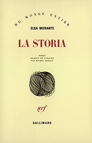 9782070296927: La Storia