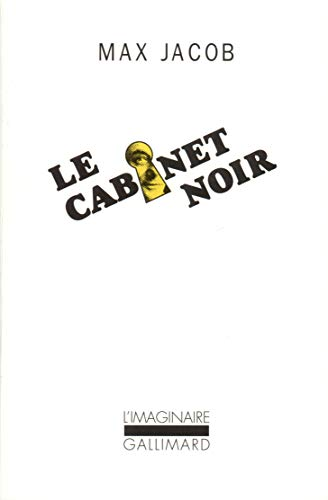 9782070296958: Le Cabinet noir: Lettres avec commentaires