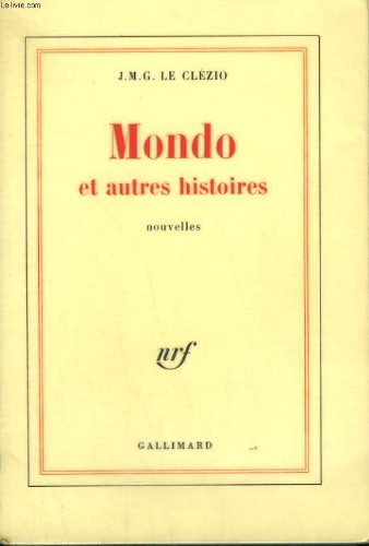 9782070298204: Mondo et autres histoires