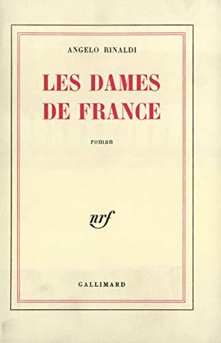 9782070298419: Les Dames de France