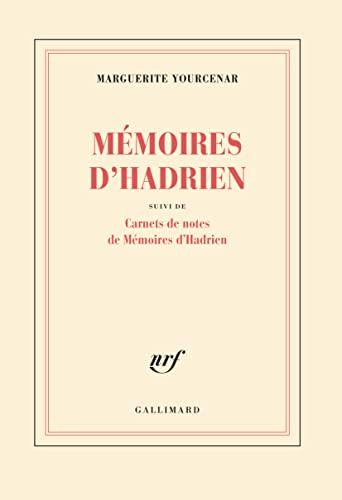 9782070298709: Mémoires d'Hadrien suivi de Carnets de notes de Mémoires d'Hadrien