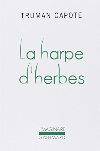 9782070299577: La Harpe d'herbes (L'Imaginaire, 25) (French Edition)
