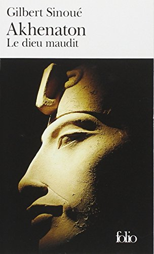 9782070300334: Akhenaton (Folio) (French Edition)