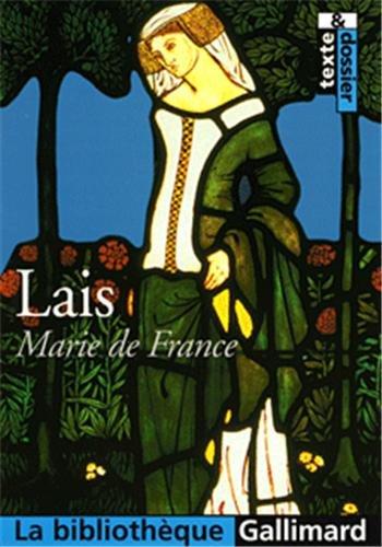 9782070300563: Lais (La Bibliothèque Gallimard)
