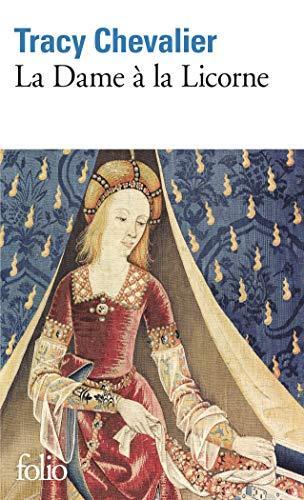 9782070300587: La Dame à la Licorne (Folio)