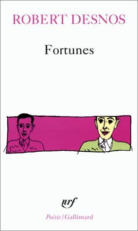 9782070300860: Fortunes Desnos (Collection Pobesie) (English and French Edition)