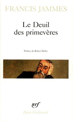 9782070301447: Le Deuil des primev�res