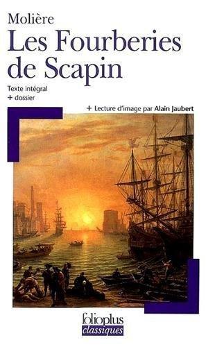 9782070302383: Les Fourberies de Scapin (Folio Plus)