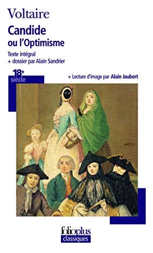 9782070302390: Candide ou L'optimisme. Per le Scuole superiori (Folio Plus)