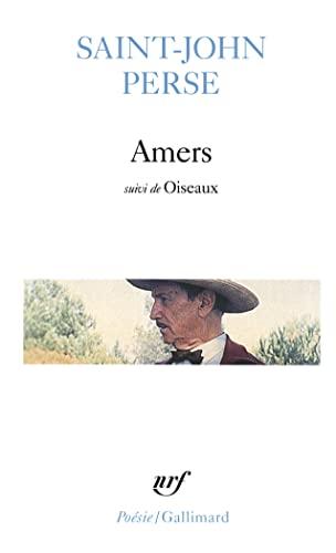 Amers / Oiseaux /Poésie: Saint-John Perse