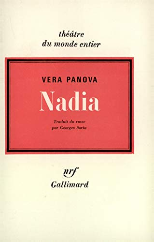 9782070303458: Nadia (French Edition)