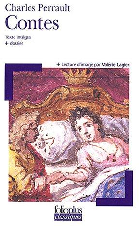 9782070304646: Contes : Texte intégral + dossier + lecture d'image