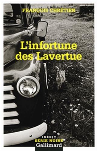 9782070304820: L'infortune des Lavertue