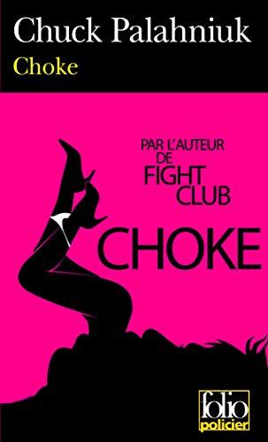 9782070305520: Choke (Folio Policier)