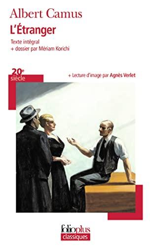 9782070306022: L Etranger (Folioplus Classiques) (French Edition)
