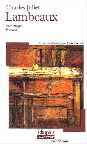 Lambeaux [Mass Market Paperback] [Jun 02, 2005]: Charles Juliet