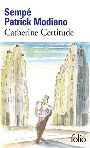 9782070307319: Catherine Certitude (Folio) (English and French Edition)