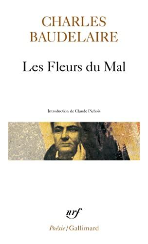 9782070307661: Les fleurs du mal (Poésie/Gallimard)