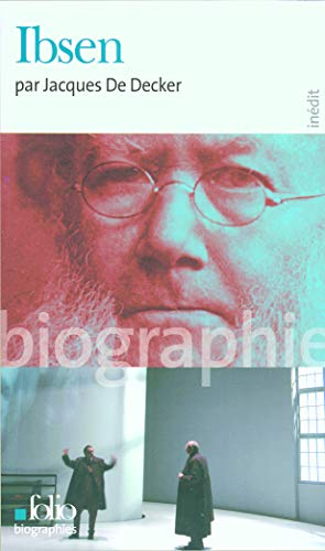 Ibsen (Folio Biographies) (English and French Edition): De, Decker