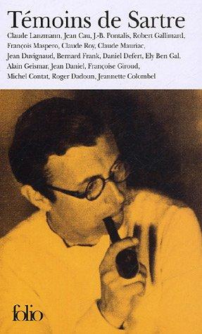 TÃ moins de Sartre [Apr 07, 2005]: Ely Ben Gal