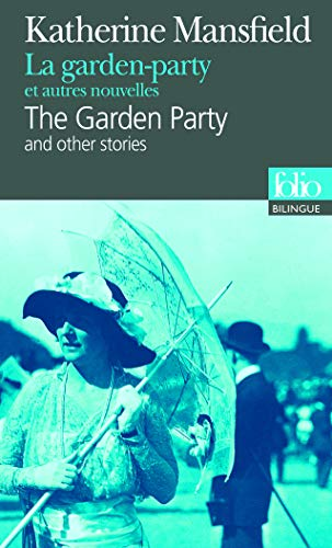 9782070308927: La garden-party et autres nouvelles/The Garden Party and other stories