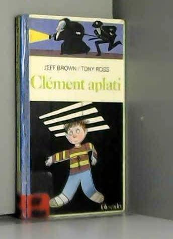 9782070310128: Clement aplati
