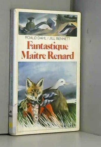 9782070310272: Fantastique maitre renard (Fol Cadet Cla 1)