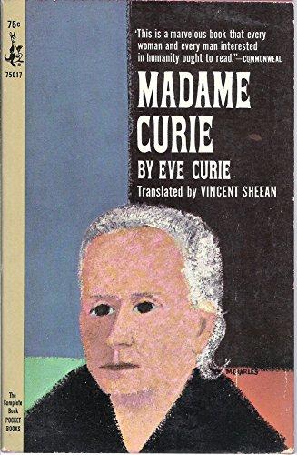 9782070310685: Madame curie (Folio Cad Class)