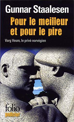 9782070310944: Pour le meilleur et pour le pire: Une enqu�te de Varg Veum, le priv� norv�gien